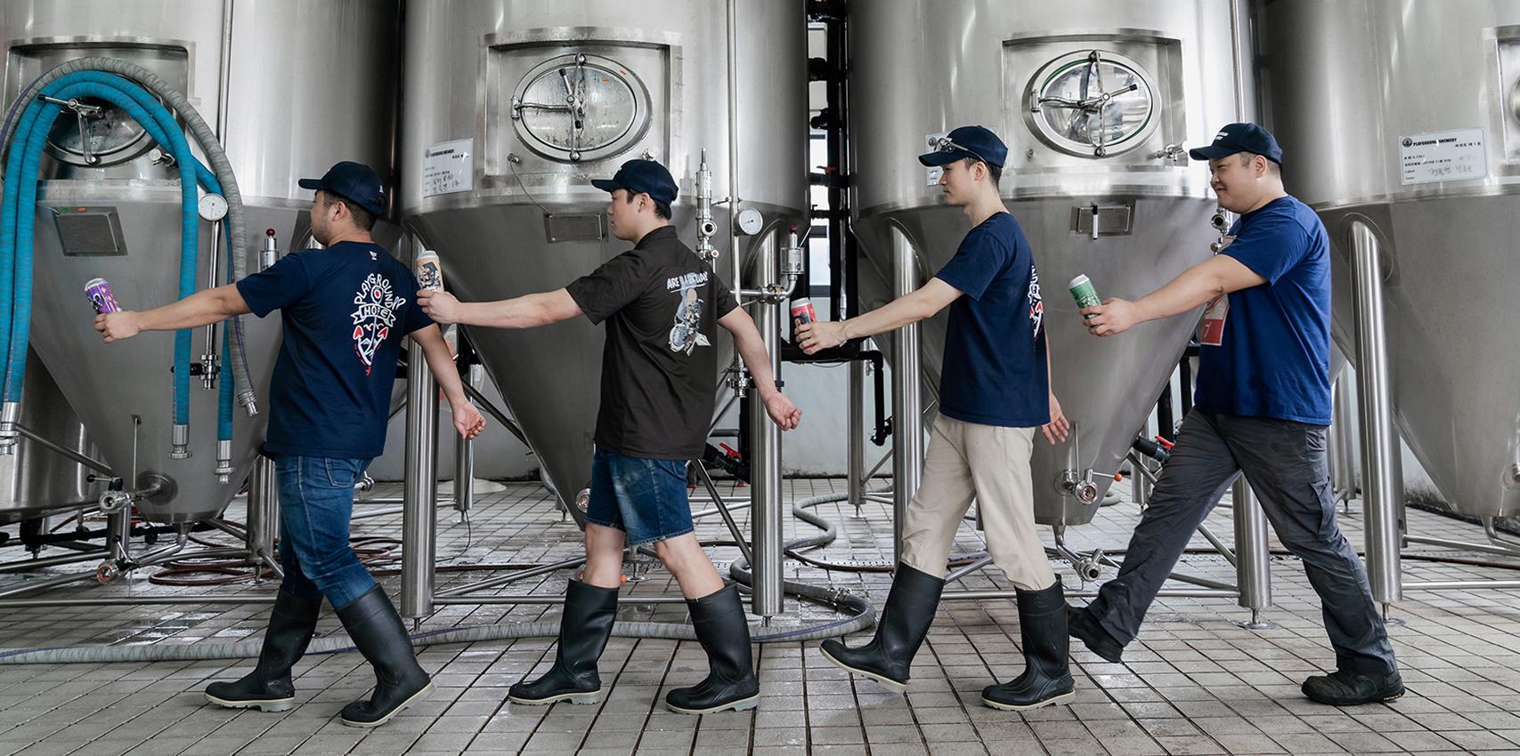 Playground Brewery 5