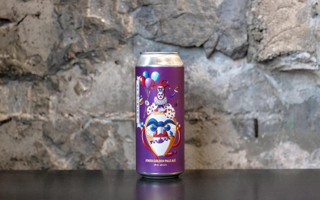 숨겨져 있던 와일드 카드, '초랭이탈: Joker Golden Pale Ale'