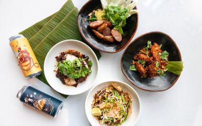 태국 음식과 이색적인 만남, 플레이그라운드 브루어리 X 롱침 쿠킹 클래스 오픈